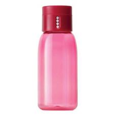 Бутылка для воды dot 400 мл розовая