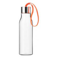 Бутылка для воды 0.5 л оранжевая