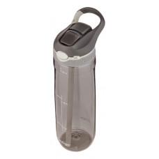 Бутылка для воды с автозакрывающимся клапаном для питья Ashland серый 720 мл