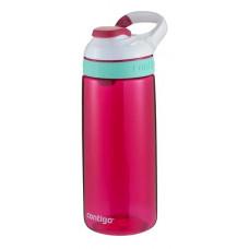 Детская бутылка для воды с автозакрывающимся клапаном для питья Courtney красный 590 мл