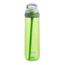 Бутылка для воды с автозакрывающимся клапаном для питья Ashland зеленый 720 мл