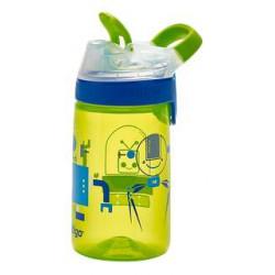 Детская бутылка для воды Gizmo Sip зеленый 420 мл