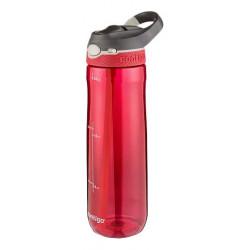 Бутылка для воды с автозакрывающимся клапаном для питья Ashland красный 720 мл