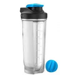 Фитнес-бутылка 820 мл синий