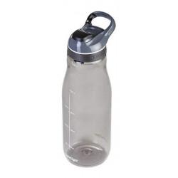 Бутылка для воды с автозакрывающимся клапаном для питья Cortland серый 1.2 мл
