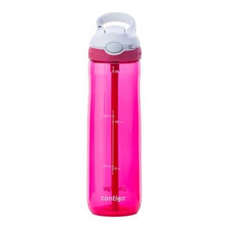 Бутылка для воды с автозакрывающимся клапаном для питья Ashland розовый 720 мл