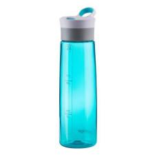 Бутылка для воды с автозакрывающейся крышкой CONTIGO Grace голубая 750 мл