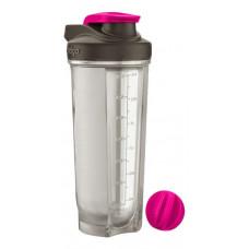 Фитнес-бутылка 820 мл розовый