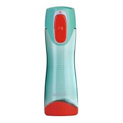 Бутылка для воды с автозакрывающейся крышкой CONTIGO Swish бриз 500 мл