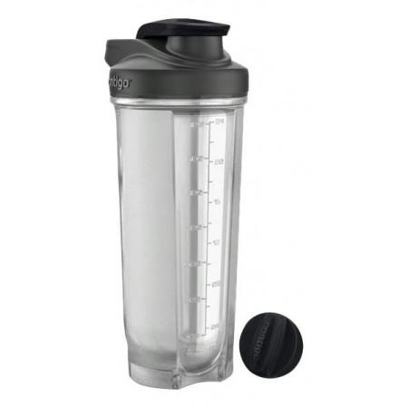 Фитнес-бутылка 820 мл черный