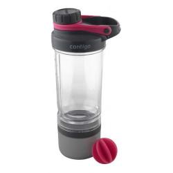 Фитнес-бутылка 650 мл, розовый