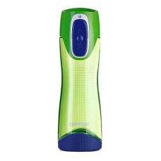 Бутылка для воды с автозакрывающейся крышкой CONTIGO Swish салатовая 500 мл