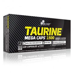 Таурин Olimp Taurine Mega Caps, 120 капсул
