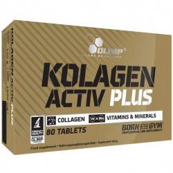 Активный коллаген Olimp Active Plus 80 таблеток