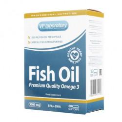 Комплекс жирных кислот VP Laboratory Fish Oil 60 капсул