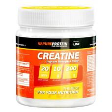 PureProtein Creatine With Transport System 200 г лимон