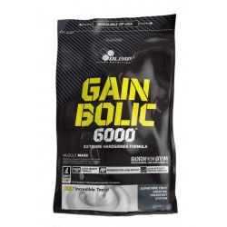 Гейнер Olimp Gain Bolic 6000 1000 г Vanilla