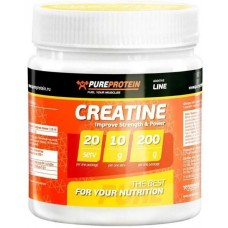 PureProtein Creatine With Transport System 200 г апельсин