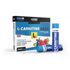 VPLab L-Carnitine 2500, 7 ампул по 25 мл, Very Berry