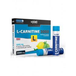 VPLab L-Carnitine 3000, 7 ампул по 25 мл, Citrus