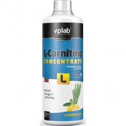 VPLab L-Carnitine Concentrate, 1000 мл, Lemongrass