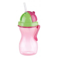 Бутылка Tescoma BAMBINI 668173 Зеленый; Розовый