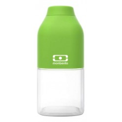 Бутылка monbento Positive 0.33 л зеленая