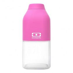 Бутылка monbento Positive 0.33 л Розовая