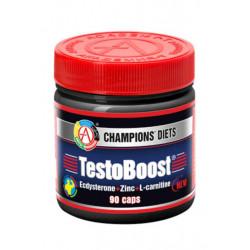 Бустер тестостерона АКАДЕМИЯ-Т TestoBoost 90 капс.