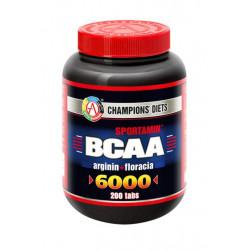 АКАДЕМИЯ-Т BCAA 6000 Sportamin 200 таблеток без вкуса