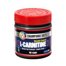 Академия-Т L-Carnitine Weight Control, 90 капсул