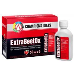 Предтренировочный комплекс АКАДЕМИЯ-Т ExtraBeetOx 6 флаконов