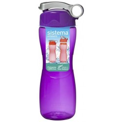Бутылка для воды Sistema Hydrate 590, в ассортименте