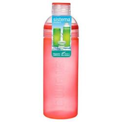 Бутылка для воды Sistema Трио 840, в ассортименте