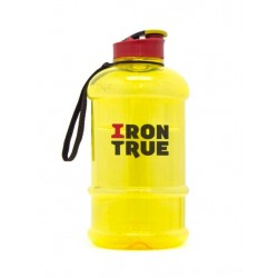 Бутылка IronTrue ITB941-2200 желтый 2200 мл