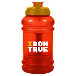Бутылка Irontrue ITB941-2200 Оранжевая 2200 мл