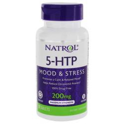 Natrol Time Release 30 таблеток без вкуса
