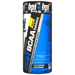 BPI Sports Best BCAA 120 таблеток без вкуса