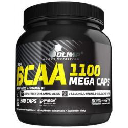 Olimp BCAA Mega Caps 300 капсул без вкуса