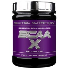 Scitec Nutrition BCAA 1000 100 капсул без вкуса