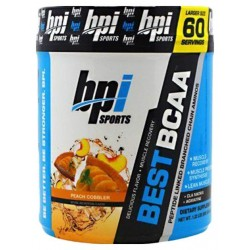BPI Sports Best BCAA 600 г персиковый пирог