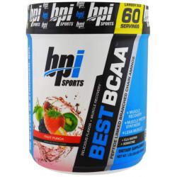 BPI Sports Best BCAA 600 г фруктовый пунш