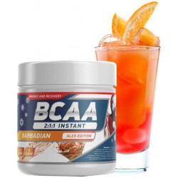 GeneticLab Nutrition BCAA 250 г barbadian
