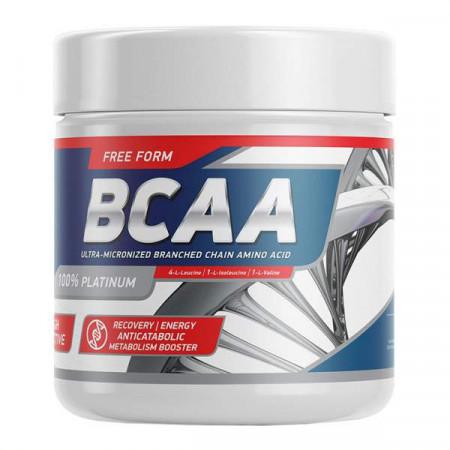 GeneticLab Nutrition BCAA 200 г без вкуса