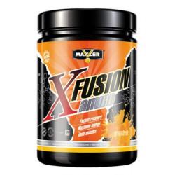Maxler X Fusion Amino 414 г грейпфрут