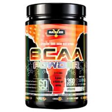 Maxler BCAA Powder 420 г фруктовый пунш