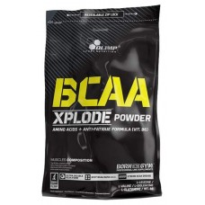 Olimp BCAA Xplode 1000 г фруктовый пунш