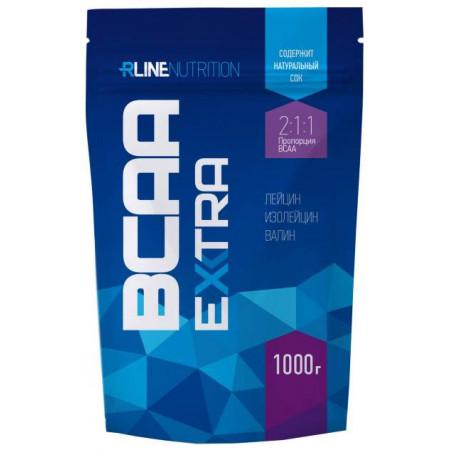 Rline BCAA Extra 1000 г клюква
