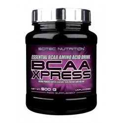 Scitec Nutrition BCAA Xpress 500 г без вкуса