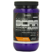 Ultimate Nutrition BCAA 12000 228 г апельсин